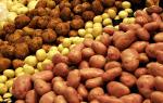 Лучшие высокоурожайные сорта картофеля
