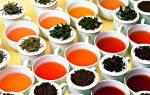 Лучшие в мире сорта чая