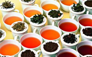 Сорта лучшие черного чая
